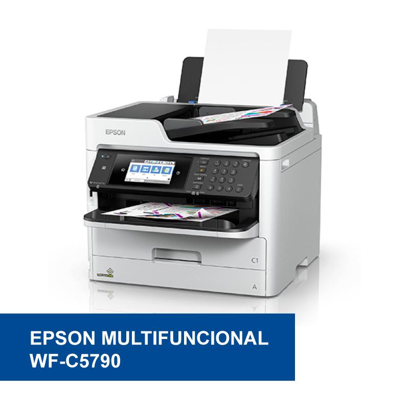 EPSON MULTIFUNCIONAL WF-C5790